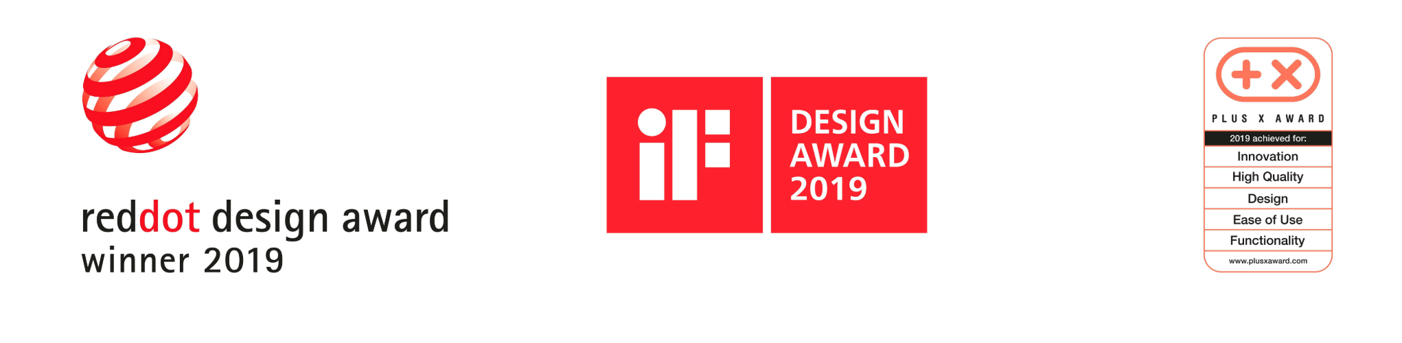 reddot design award bora
